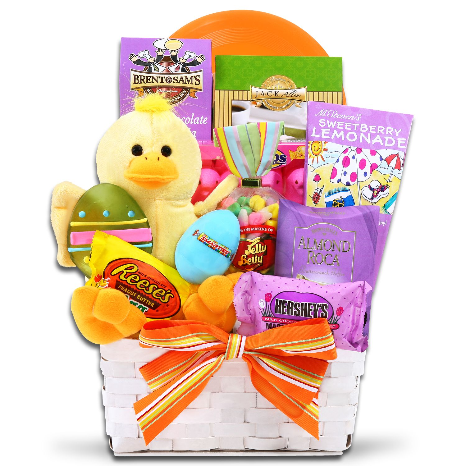 Classic easter basket this basket is for the kid in all of us classic easter basket this basket is for the kid in all of us with an negle Gallery