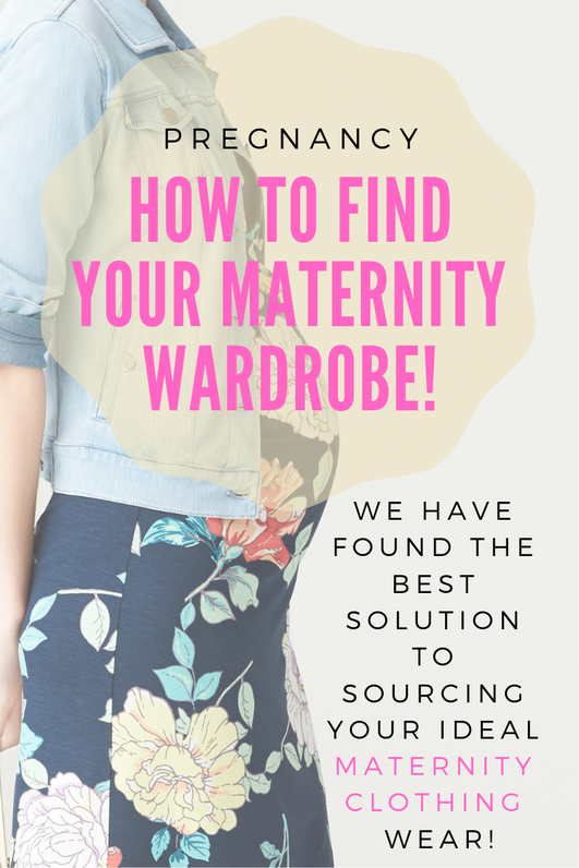 13f71f8687312 Maternity Clothes | How to find the best pregnancy clothing | The  Insightful Mum A Maternity Clothing Buying Guide! We have created a  Maternity Wardrobe ...