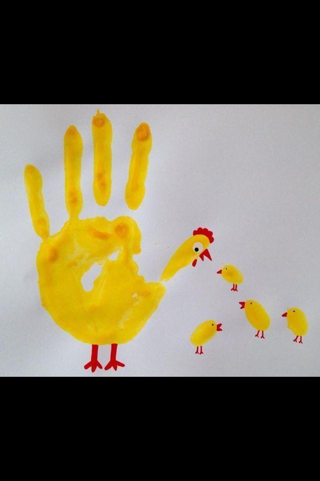 Photo of #Easter handprint 0a978d8c2b46c43d06a2f527c475889b.jpg 640 × 960 pixels …