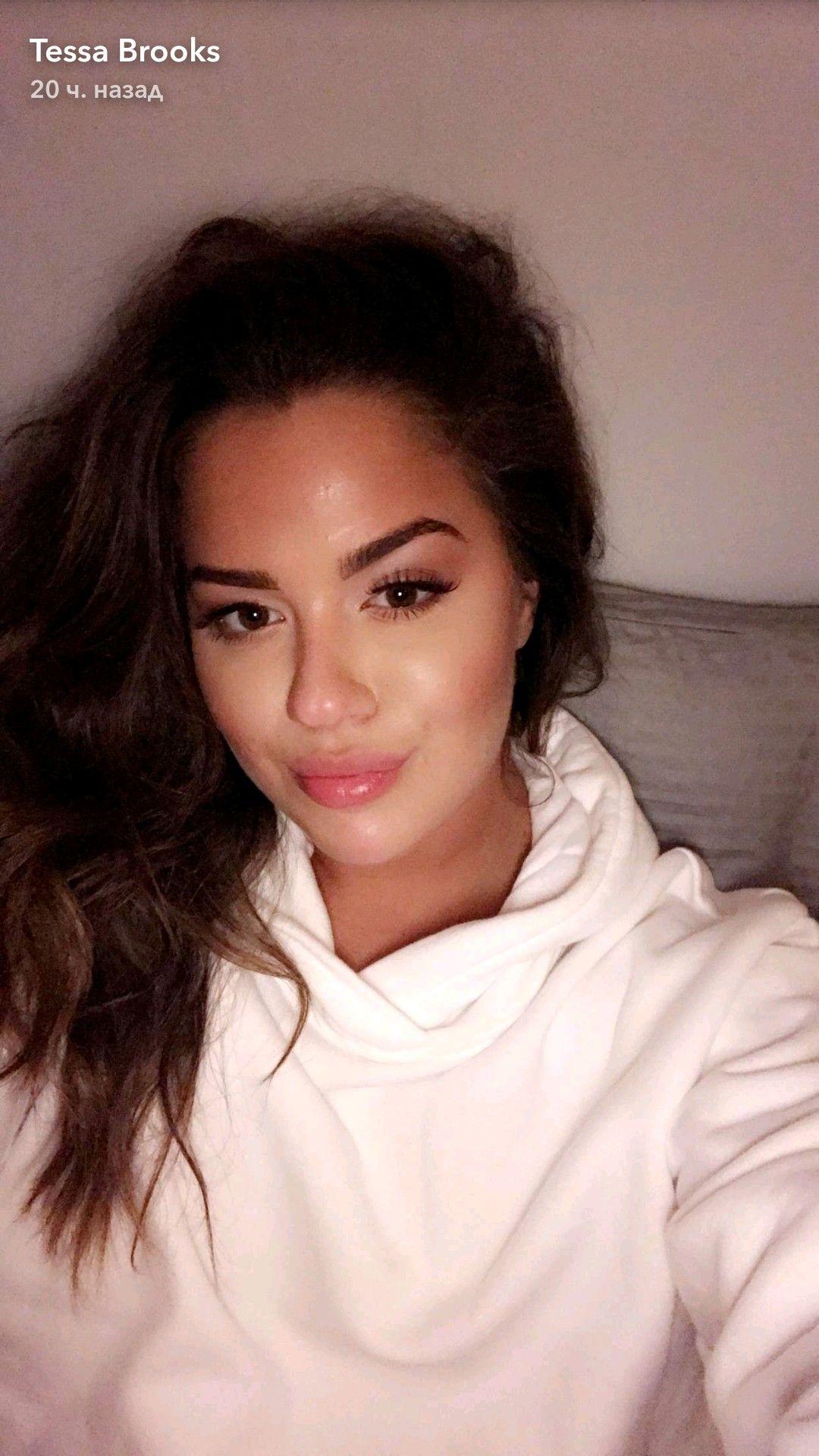 Snapchat Tessa Brooks nude photos 2019
