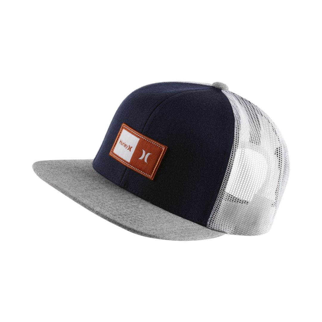 official photos c04ac f2a47 ... sweden hurley natural mens hat size one size obsidian 46819 bbe47