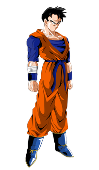 Gohan Del Futuro Ssj Anime Dragon Ball Dragon Ball Super Dragon Ball Super Art