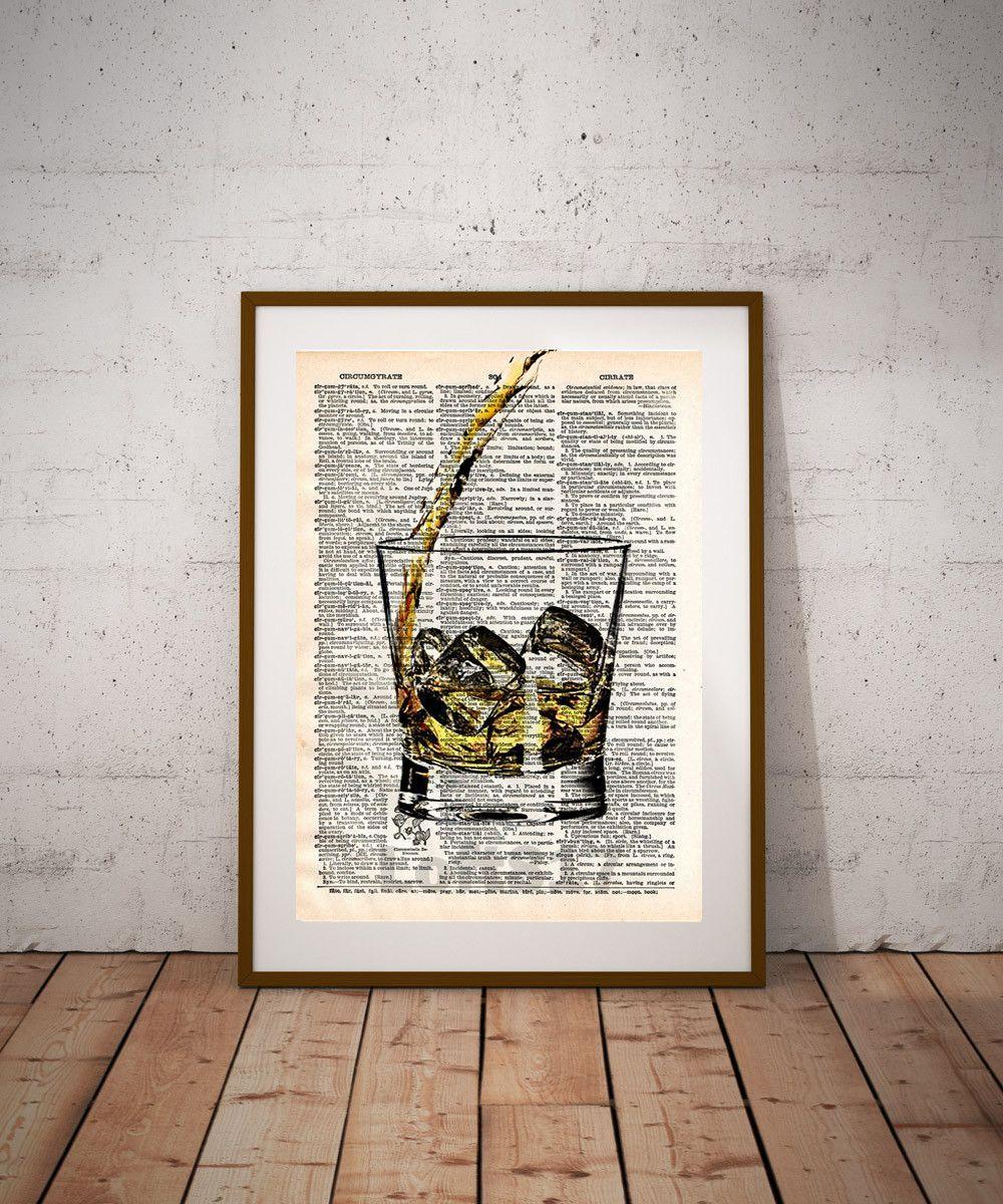 Kitchen Diner Man Cave Bar Cafe Prosecco Framed Canvas Art Print Poster