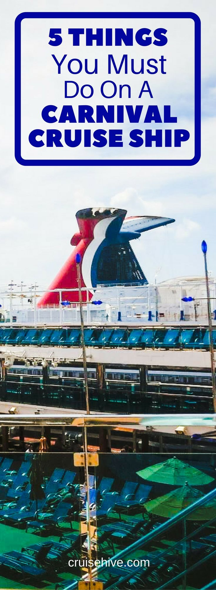 Things You Must Do On A Carnival Cruise Ship Carnival Cruise - How much do cruise ships make
