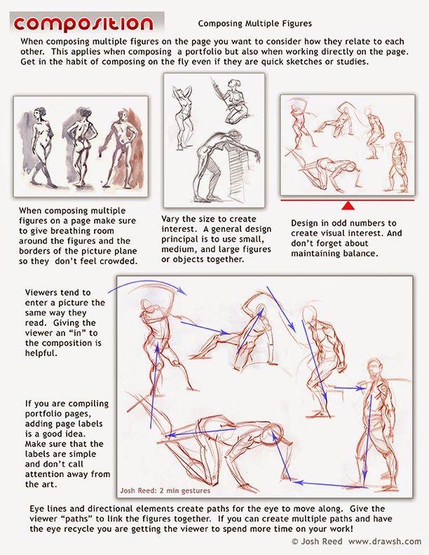 Drawsh | Tutorials | Pinterest | Anatomía, Dibujar y Composición