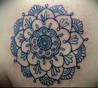 Tattoo aye...