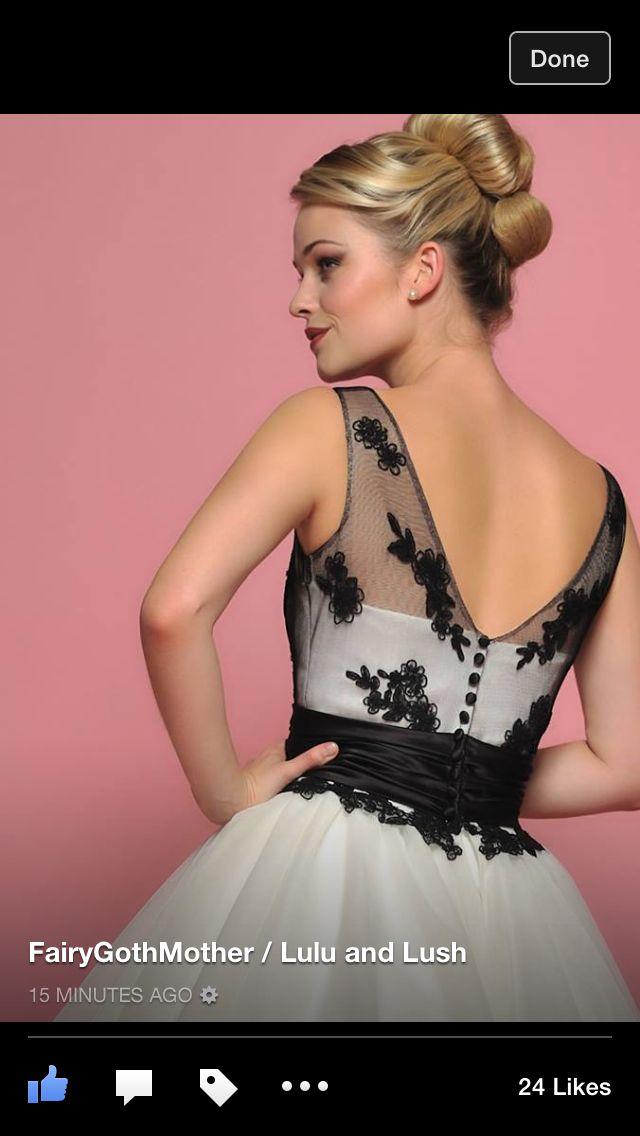 Mono dress back | Retro style | Pinterest