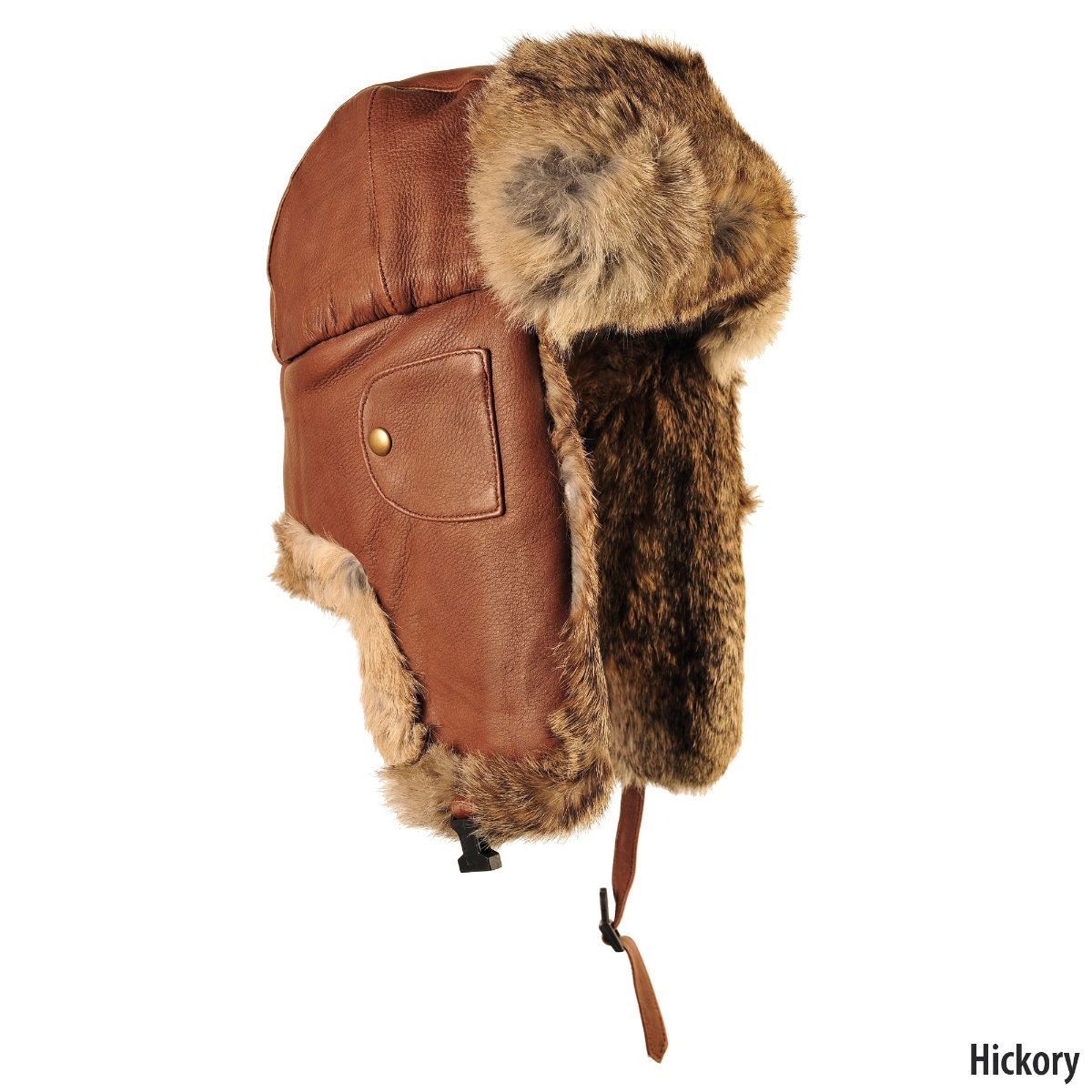 a3dc10400 Mad Bomber Mens Leather Bomber Hat with Fur | Men's Line in 2019 ...