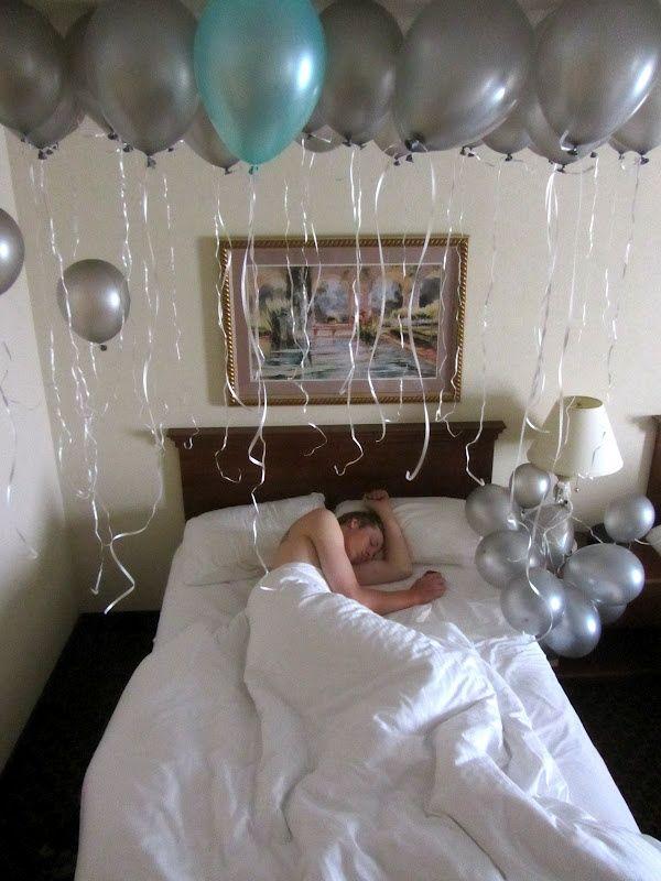 Ideas para hacerle una fiesta sorpresa a esa persona especial