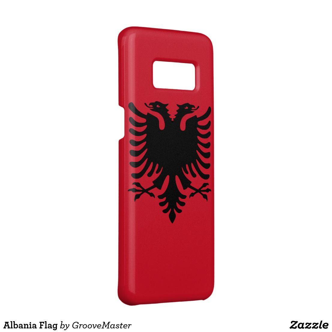 Albania Flag Case-Mate Samsung Galaxy S8 Case | Albania, Galaxy s8 ...
