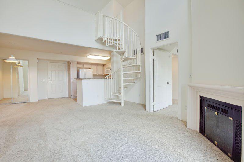 Villas At Park La Brea Apartments West L A Ca Floor Plans Loft Style Bedroom Apartment Life Apartment