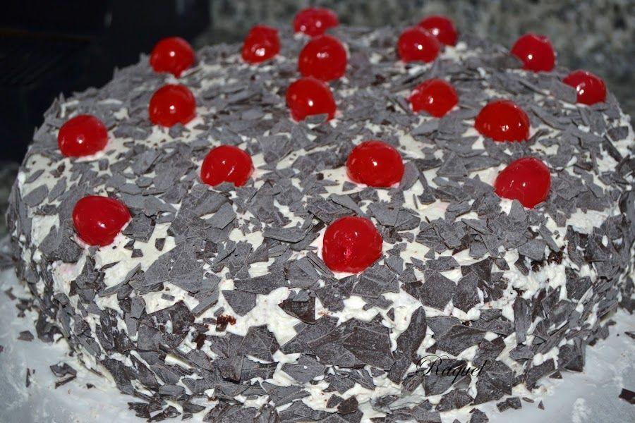 Tarta Selva Negra | Cocina