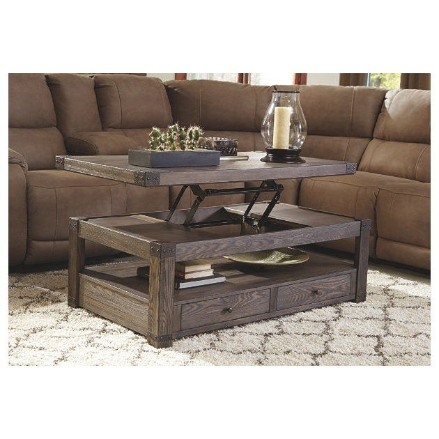 Loon Peak Bryan Coffee Table with Lift Top Things I want this