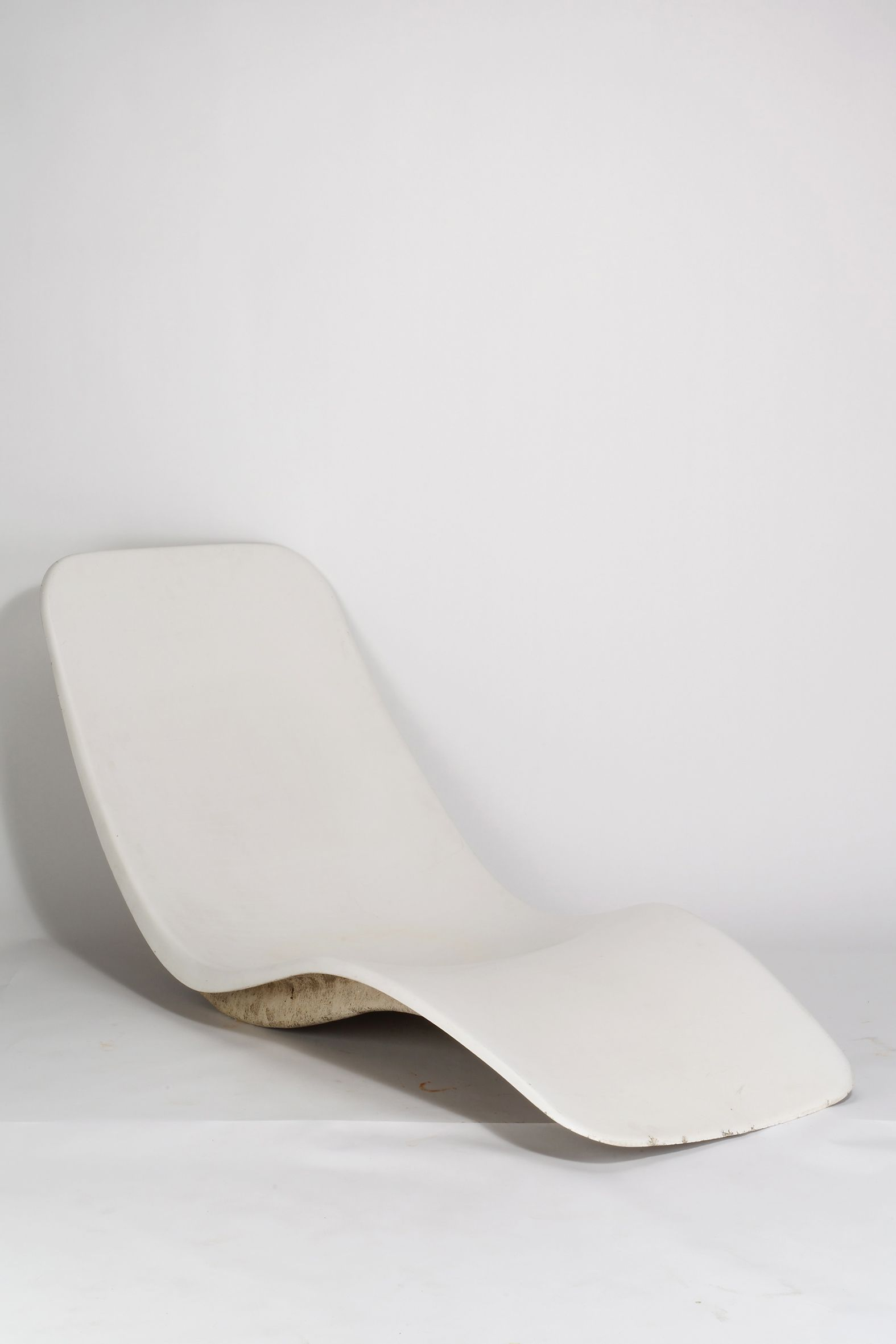 Charles Zublena Chaise Lounge 1970 Furniture Muebles  # Muebles Zona Franca