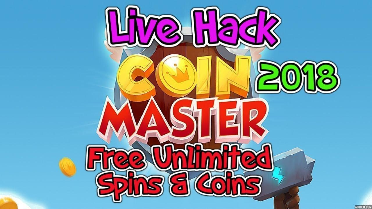 Coin Master Coins And Spins Hack 2018 [iOS/Android] Free