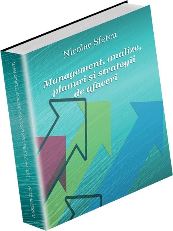 Cartea prezintă modele de afaceri, magamenet, analize și strategii care ajută la dezvoltarea și punerea în valoare a unei organizații, în contexte specifice
