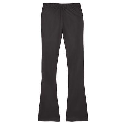 284 - Calça couro eco flare winter - preta - R$ 299,00