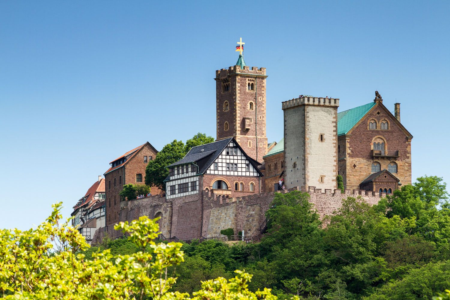 16 Most Beautiful Castles In Germany Road Affair Germany Castles Beautiful Castles Castle