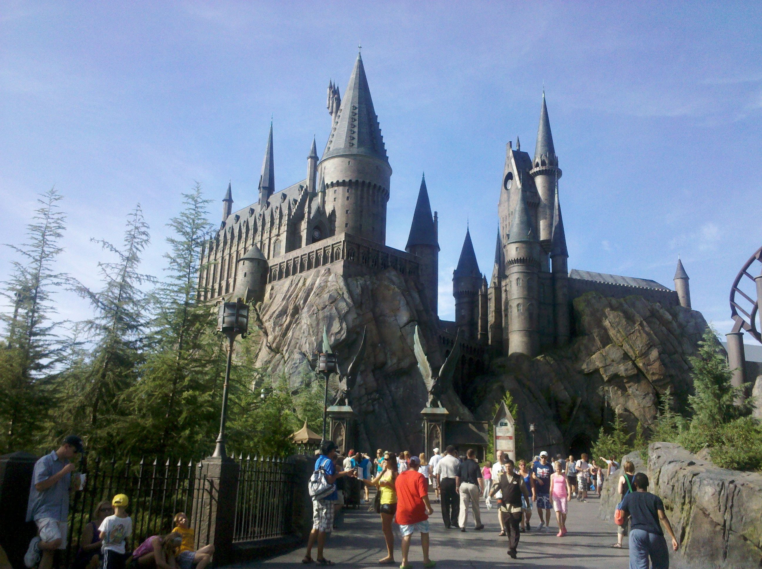 Flight Of The Hippogriff Harry Potter Castle Google Search