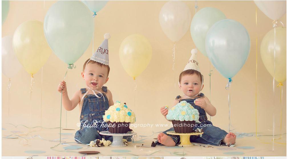 Balloons Cake Smash