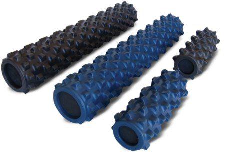 Rumbleroller Deep-Tissue Massage Roller