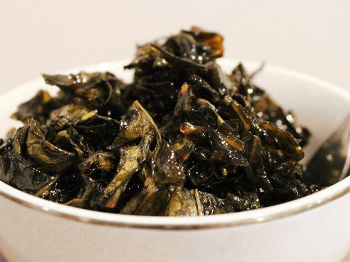 recipe: simple collard greens recipe vinegar [17]