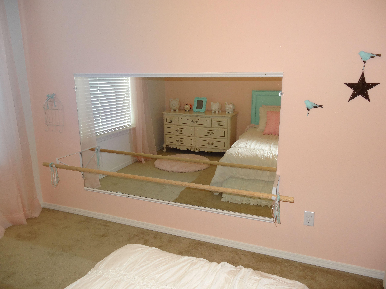 Ballerina Bedroom Shabby Chic Inspired