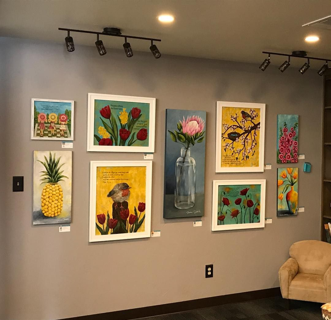 "Sharon Sudduth, Artist on Instagram: ""Delighted to be asked to display some of my art for the upcoming month at St. Matthews in #enidok. #sharonsudduthart #oklahomaartist…"""