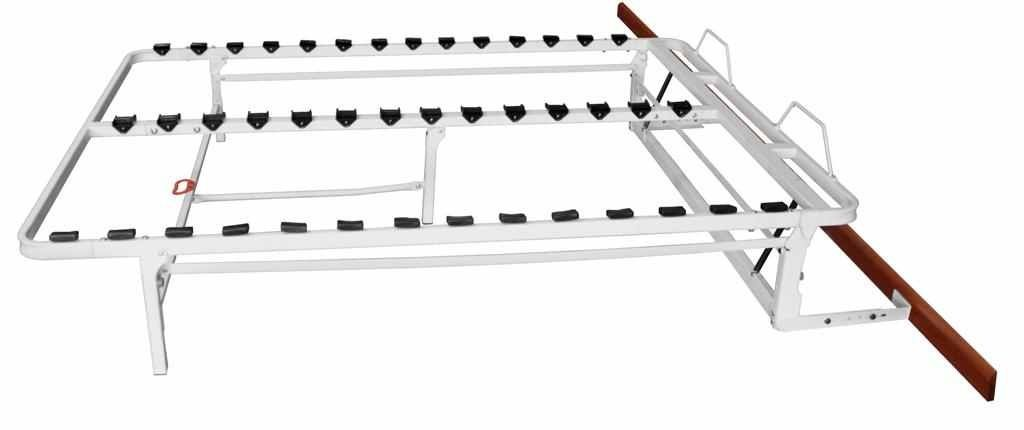 Wallbed Frame Mechanism Horizontal Bed Wall Wall Bed Diy