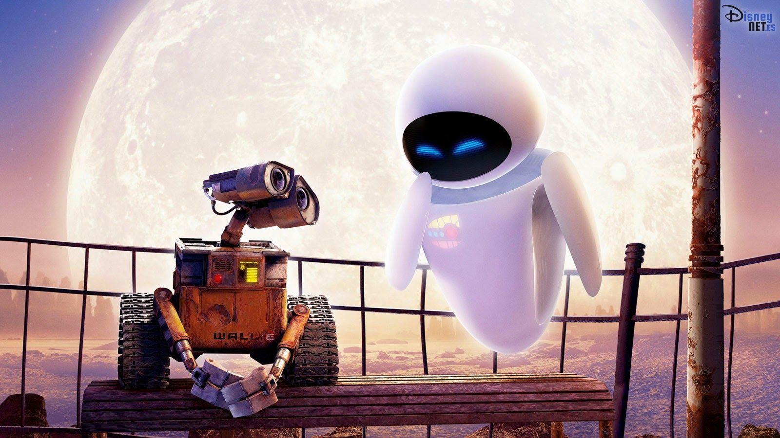 Fondos De Wall E Y Eva Walle Disney Pixar Wallpapers
