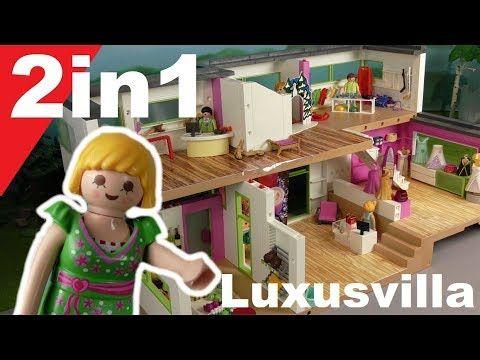 Playmobil deutsch - Luxusvilla als Shoppingcenter - Pimp my ...