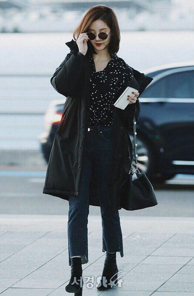 Pin en SeoHyun Fashion Airport