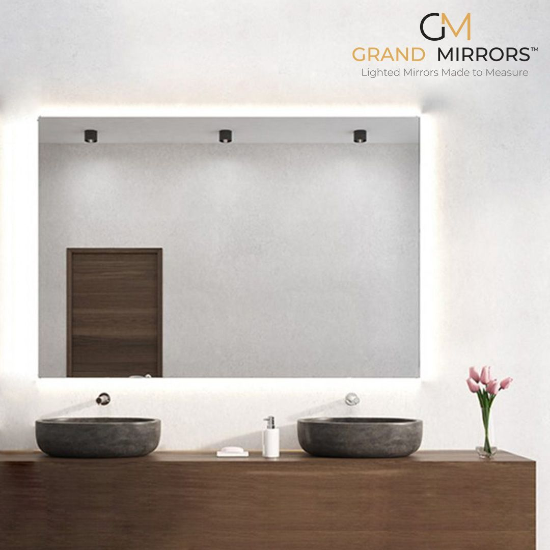 Our Backlit Mirrors Give Off A Subtle But Sufficient Light That