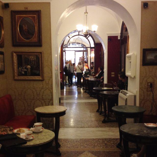 Caffè greco, via dei Condotti