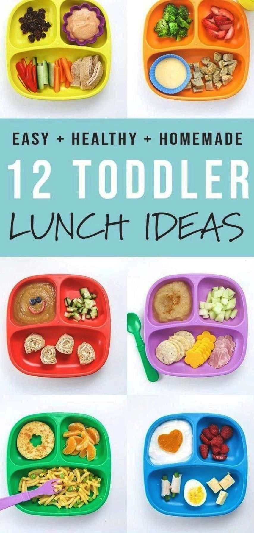 Toddler Lunches are healthy, fruit and veggie packed, balanced meals that will be devoured by your