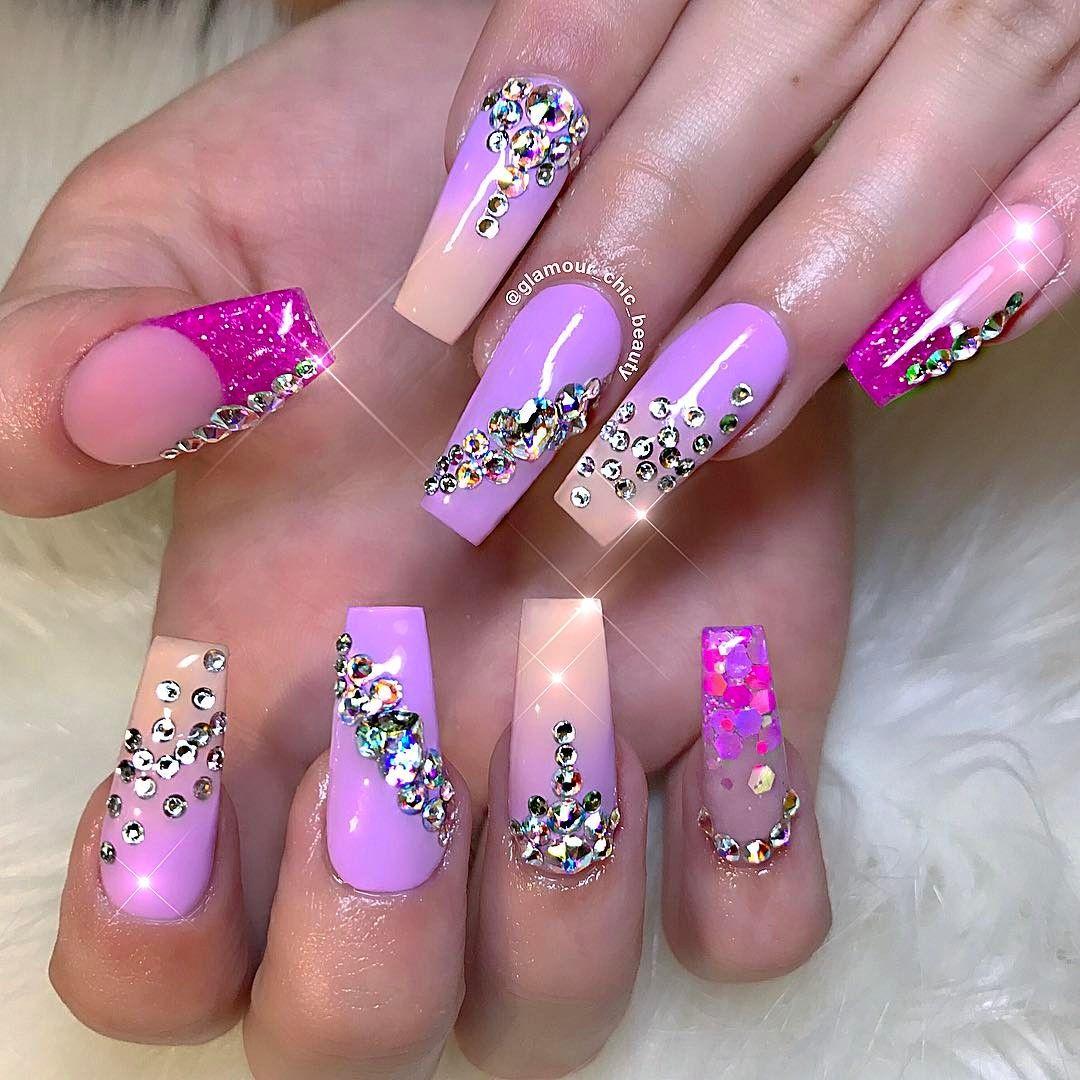 Nails, Luxury Nails, Acrylic Nails
