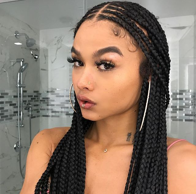 Pin By Breyana Bush On Hair And Beauty Pinterest Protective