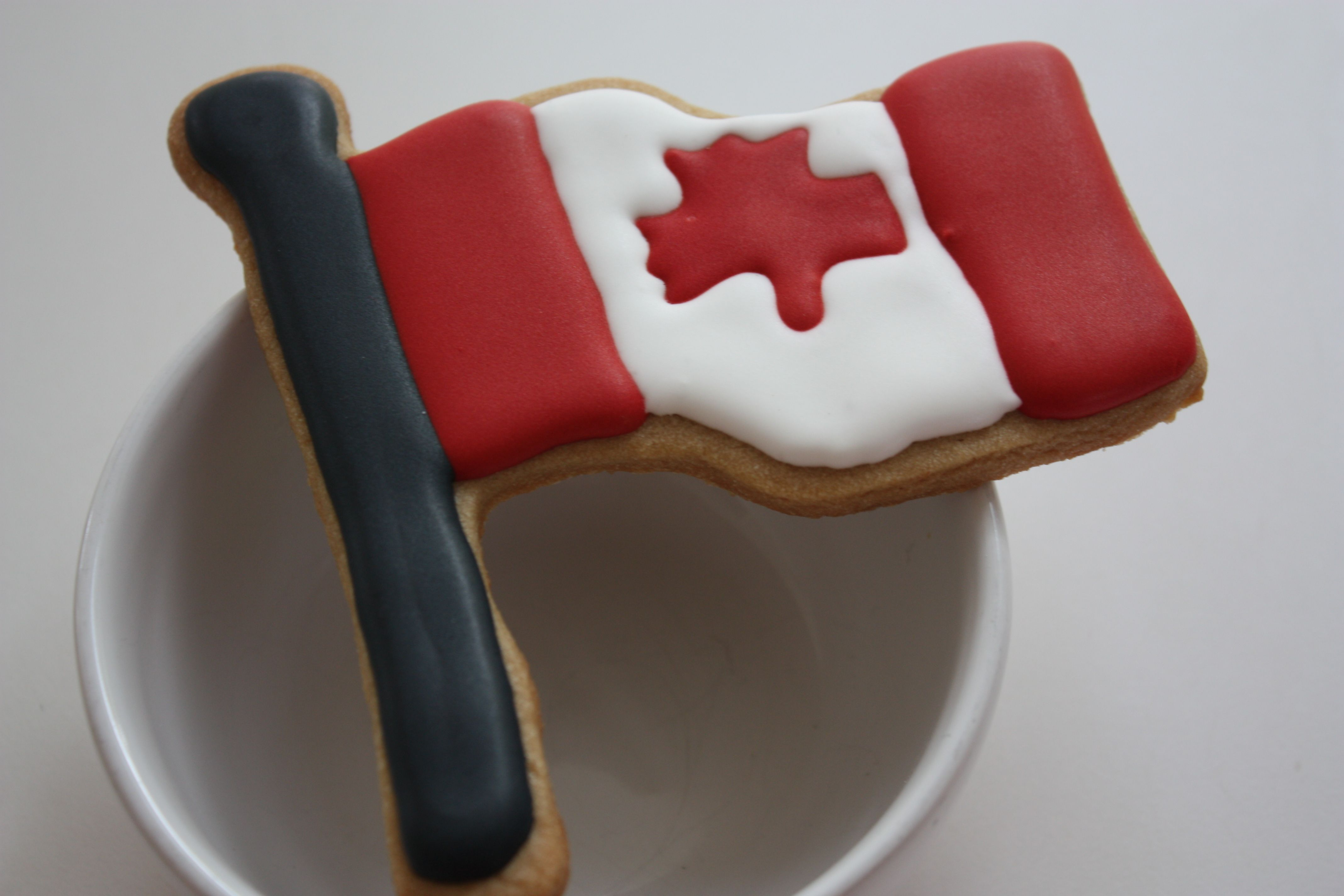 Need Canada Day cookies for your party? www.cookiesbycari