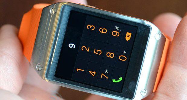 Samsung Unveils New Galaxy Gear Smartwatch Samsung smart