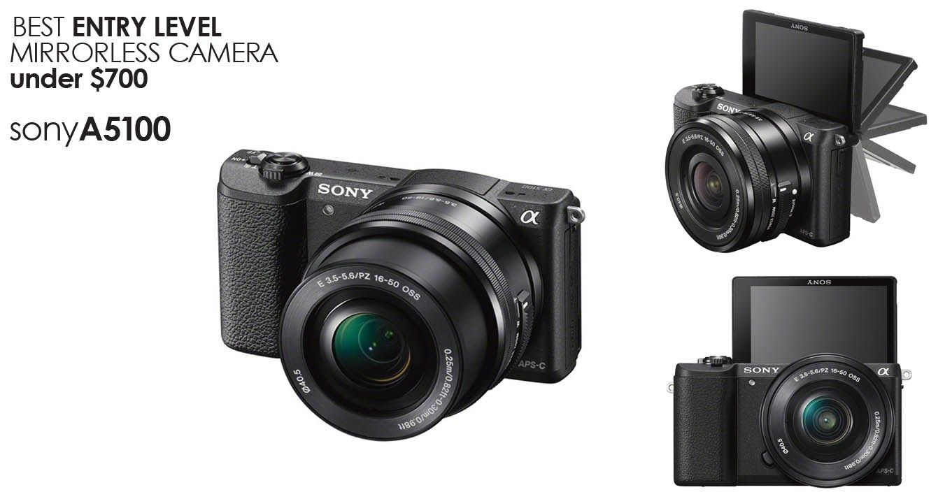 Sony A5100 Best Mirrorless Entry Level Camera Best Entry