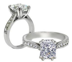 Amazing 25 Year Anniversary Ring