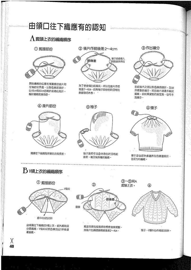 азиатский росток спицами схема