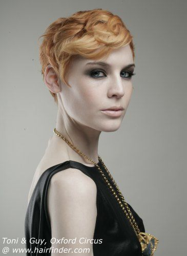 1920s Hairstyle By Toni And Guy Flapper Hair Hair Styles Busy Mom Hairstyles