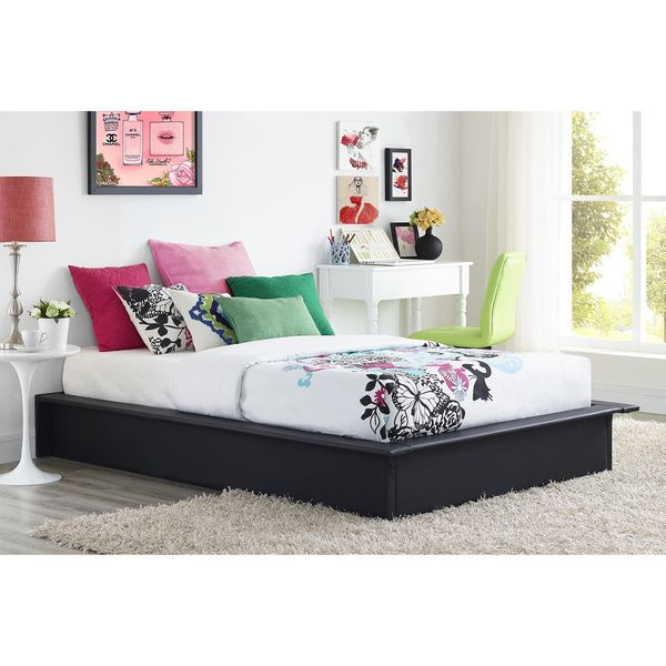 DHP Maven Upholstered Platform Bed | ApartmentIdeas | Pinterest