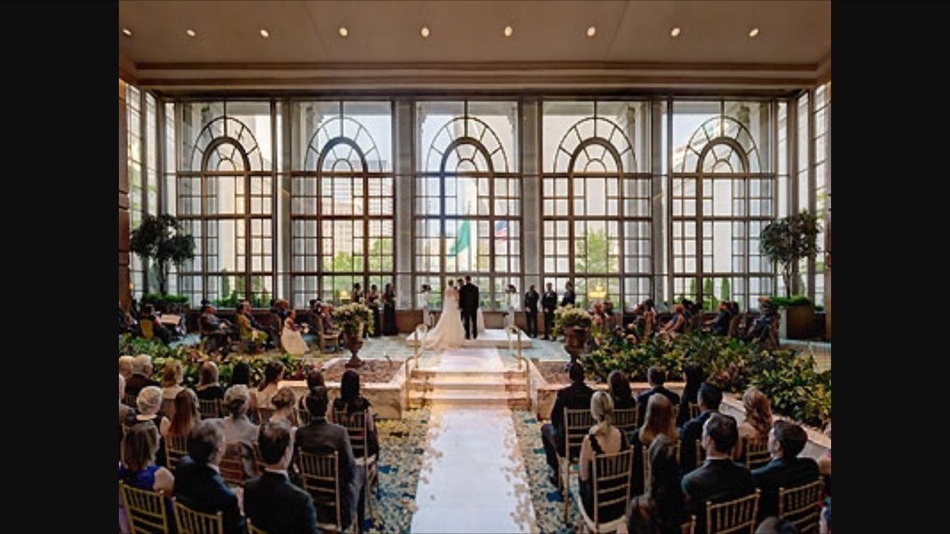 Fairmont Olympic Garden Room Seattle Wedding Venues Washington Wedding Venues Wedding Reception Venues Indoor