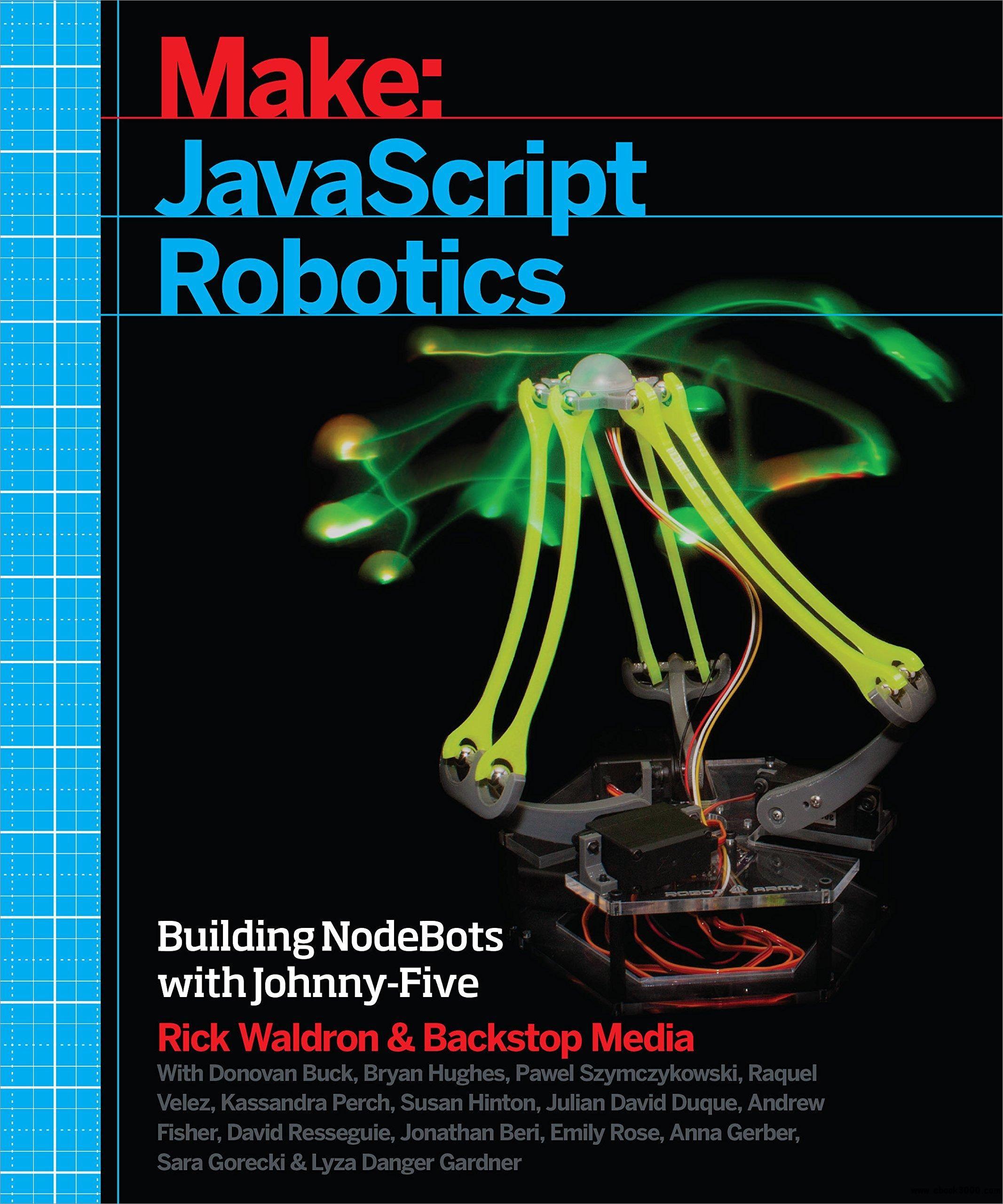Make Javascript Robotics Free Ebooks Download Robot Arms