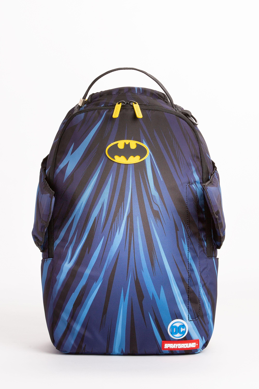 7cad5970579d Sprayground Batman Cape Wings Backpack - Calling all Batman lovers  The  Sprayground Batman Cape Wings
