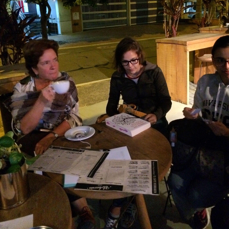 Lectores a bordo «Matar a un ruiseñor». Urbania Café. Marzo, 2017