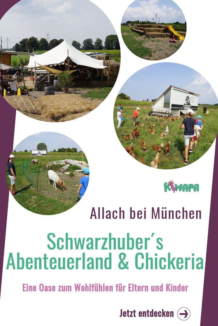 Schwarzhubers Abenteuerland In Allach Ausflug Ausflugsziele