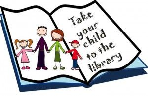 Take Your Child to the Library Day-first Saturday in February.  Check with your local library for more info.
